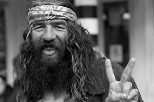 Hippie Guy X Rambut Gondrong Seorang Hippies